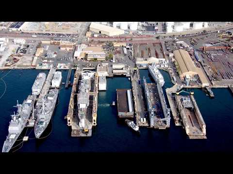 BAE Systems: our global naval support capability