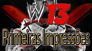 WWE 13 - Primeiras Impressões - MatthsGamerBr