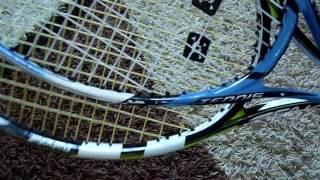 видео ракетки для большого тенниса wilson