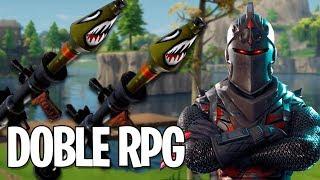 DOBLE RPG! Fortnite: Battle Royale