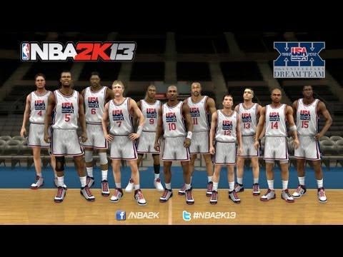 How do you play as the 1992 dream team? - NBA 2K13 Answers ...