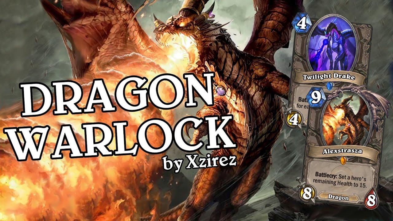 Warlocks Dragons: Dragon Warlock By Xzirez [Standard]