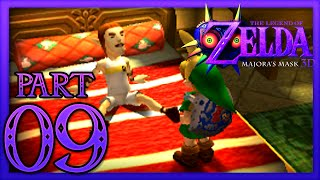 The Legend of Zelda: Majora's Mask 3D - Part 9 - The Gossip Stone Mystery