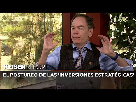 RT en Español: Keiser Report en Español: El postureo de las 'inversiones estratégicas' (E1360)