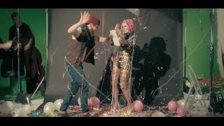 BOSSIE: METEOR (OFFICIAL VIDEO)(This is our first ever music video, directed by the hilarious Veronika Paz. It's all one take and has over a hundred projectile cues of glitter, mini marshmallows, ..., 2015-07-09T03:53:06.000Z)
