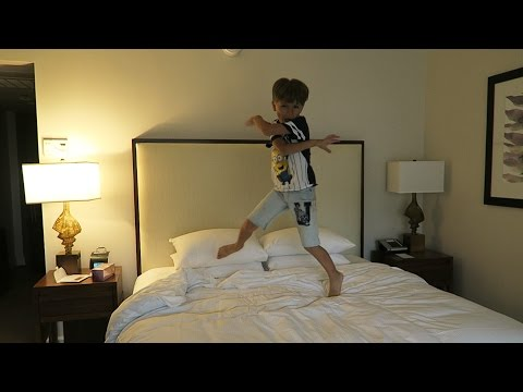Family Holidays Hotel Room Problem