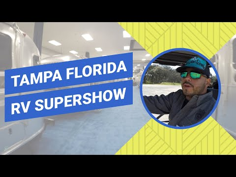 Tampa Florida RV Supershow | Industry Day | FRVTA
