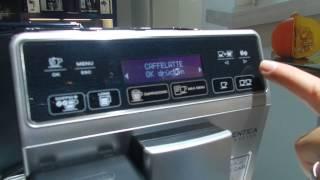 De´Longhi Autentica Kaffeevollautomaten IFA 2014