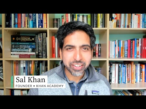 Help Khan Academy supercharge learning