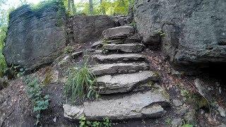 Cobblestone Path - Niagara Glen Nature Reserve