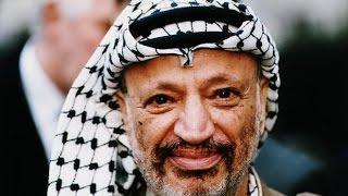 11 novembre 2004 : disparition de Yasser Arafat