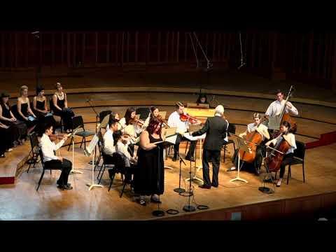 "BACH Cantata BWV 32 ""Liebster Jesu, mein Verlangen"" - I. Aria / TMC Fellows"