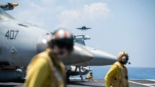 video: US conducts exercises in South China Sea as China also carries out military drills