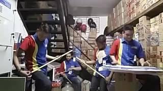 Indomaret Ngoro Industri Mojokerto Nge-band