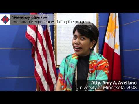 The Hubert H. Humphrey Fellowship Program | Humphrey Fellows on Memorable Experiences