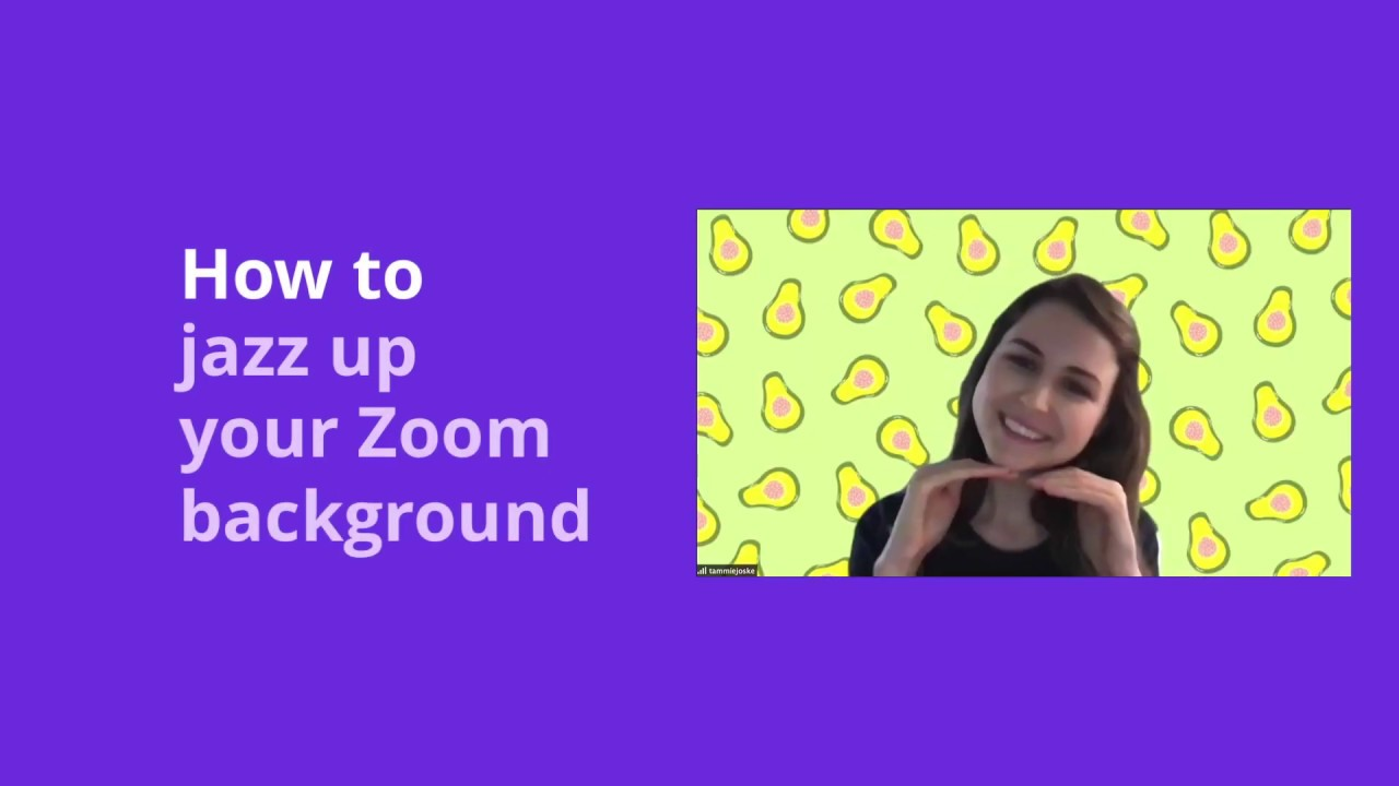 Zoom Background Creator By Canva Create Virtual Backgrounds For