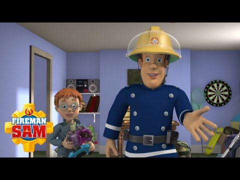 Fireman Sam US Official: Smoke Alarms and Fire Safety Tips