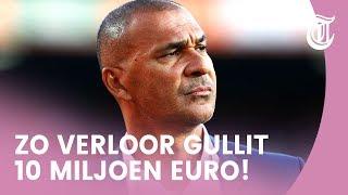 Scheidingen kostten Ruud Gullit vele miljoenen - GELD VAN DE STERREN #13