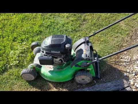 Lawn Boy Honda engine