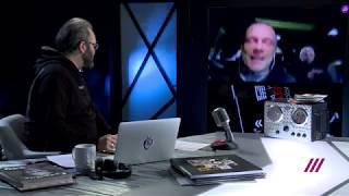 DJ Грув и DJ Фонарь рассказывают о фронтмене The Prodigy Ките Флинте (06.03.19, телеканал Дождь)