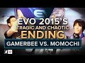EVO 2015's Tragic and Chaotic Ending: GamerBee vs. Momochi