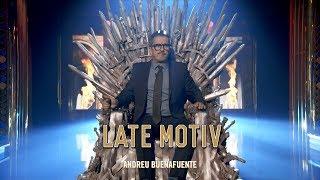 LATE MOTIV - Monólogo de Andreu Buenafuente: El spoiler ya cayó   #LateMotiv552