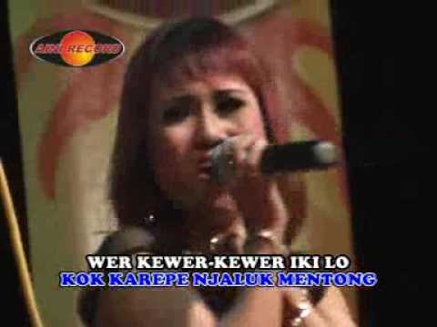 Eny Sagita feat Cak Rull - Kewer Kewer (Official Music Video)