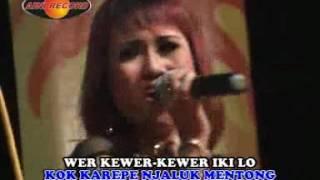 Eny Sagita feat Cak Rull - Kewer Kewer (Official Music Video)