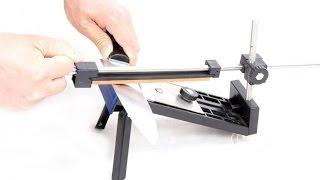 Острые ножи круглый год за $20. Обзор и тест точилки для ножей.