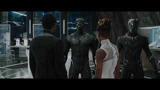 Black Panther (2018) - Trailer