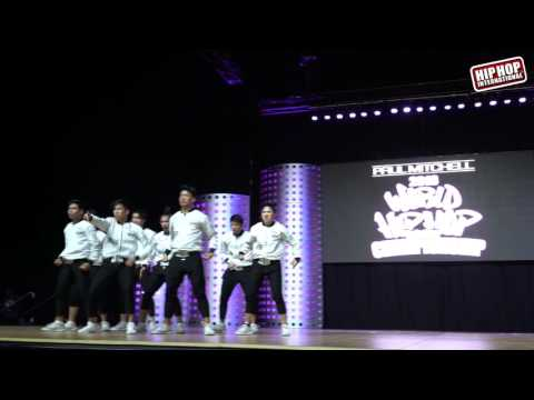 UpClose: The Alliance - Philippines (Bronze Medalist Varsity Division) @ #HHI2016 World Finals!!