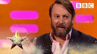 David Mitchell's hilarious rants started in preschool! 😂 | The Graham Norton Show - BBC