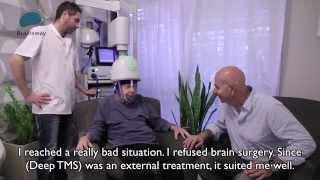 Brainsway Deep TMS Parkinson Treatment  - BrainsCure