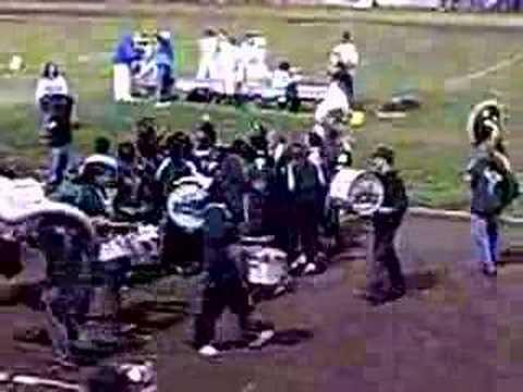 El Cerrito High School Gaucho Marching Band Gets Down!