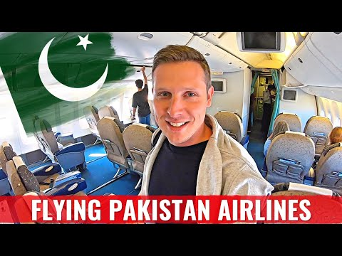 Review: PAKISTAN AIRLINES 777 - AN UNEXPECTED TRIP OF A LIFETIME!