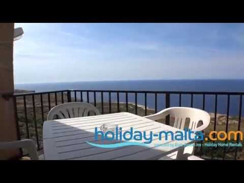 Gozo Apartment Rentals, Holiday apartments with sea views (R1011)