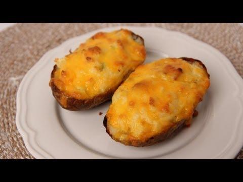 How to make twice baked potatoes like the keg