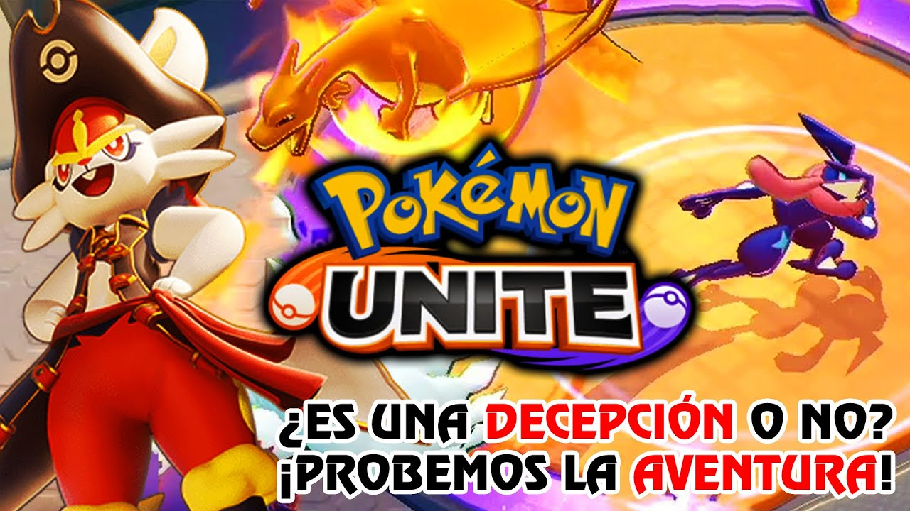 ¡Pokémon UNITE con Subs! 😎👊 - Gameplay de Verdadero Fan! ¿Decepción? ¡Lazamiento Oficial! Scorph