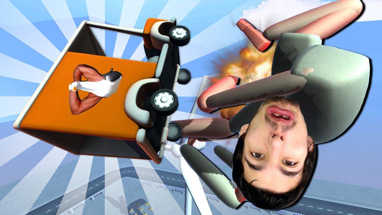 impariamo a volare turbo dismount 2 youtube