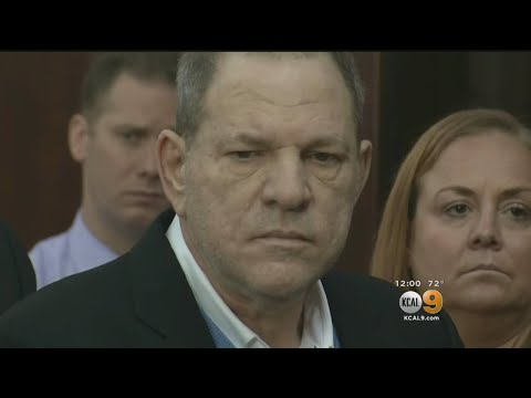 Harvey Weinstein Surrenders, Makes First Court Appearance