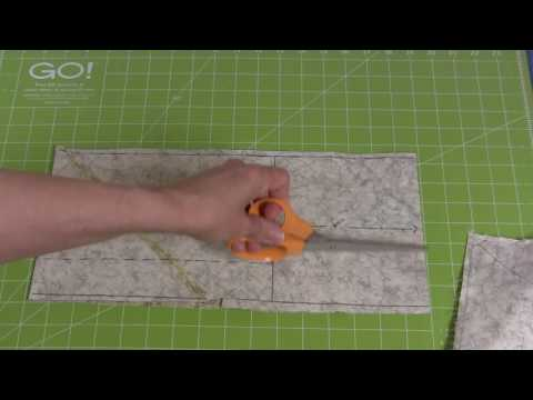 Bias Strip Origami Method