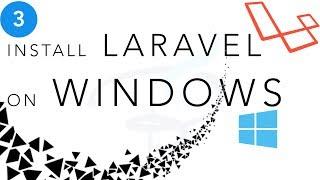 Laravel Beginner tutorial | Complete Guide to Install Laravel on windows