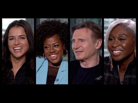 WIDOWS s: Viola Davis, Liam Neeson, Michelle Rodriguez, Cynthia Erivo, Steve McQueen
