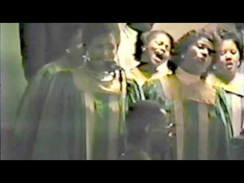 "Lord's Missionary Baptist Church Choir - ""I Love You Lord"""