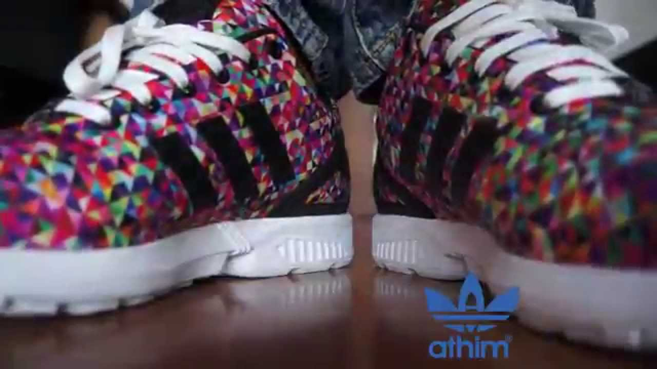 zapatillas adidas zx flux 8k