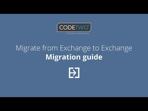 CodeTwo Exchange Migration: The Complete Migration Guide