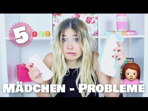 5 TYPISCHE MÄDCHEN - PROBLEME .. ♥ BibisBeautyPalace