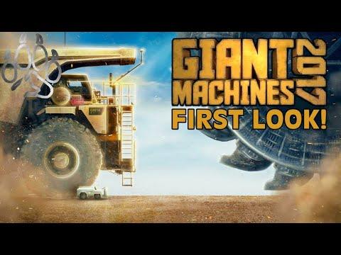 Giant Machines 2017 | Part Four |