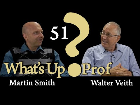 Walter Veith & Martin Smith - Merchants and The Souls Of Men - What's Up Prof? 51