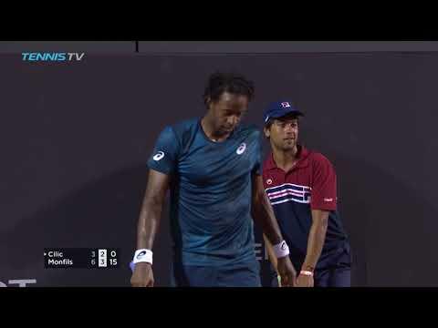 Schwartzman Triumphs, Monfils and Cilic in Limbo | Rio Open 2018 Highlights Day 3